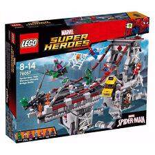 Building Marvel Super Heroes LEGO Minifigures