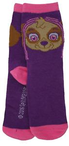 1 Pair Of Girls Paw Patrol Socks. Size Child 6-8.5 Years. Brand New