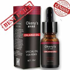 Powerful Penis enlargement oil XXL size thick dick sex aid growth faster Gel UK