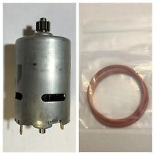 Replacement 12V Actuator Motor w/ O-Rings for Lenco Trim Tabs and Hatch Lifts