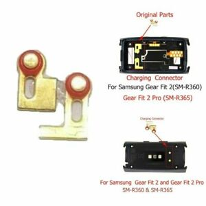 Charging Connector for Samsung Gear Fit 2 SM-R360 Fit 2 Pro SM-R365 Smart Watch