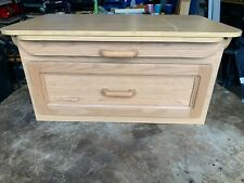 Caravan / Motorhome Single Draw Centre Chest with pull out Table