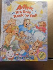 Arthur, It's Only Rock 'n' Roll by Marc Brown (2002, Hardcover)