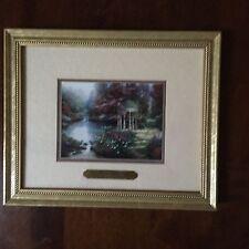 "Thomas Kinkade ""The Garden of Prayer"" Print, Framed"