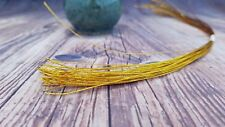 Cake Wire 28 Gauge 50PK - GOLD or SILVER Floral Wire, Crafts - ChappCakes Decor
