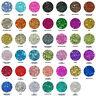 "Hemway Eco Friendly Ultra Sparkle Glitter Biodegradable Cosmetic Safe 1/8"" 100g"