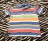 RALPH LAUREN  Boy Toddler Short Sleeve Polo Shirt Size 2/2T EUC
