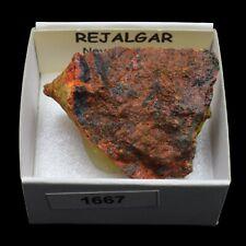 REJALGAR (Nevada, USA) #1667