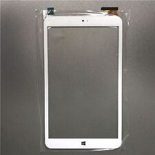"Digitalizador Pantalla Táctil Para Tablet 8"" Pulgadas de Windows para pn: CN078-FPC-V0 SR Blanco"