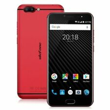 "5.5"" FHD Screen Ulefone T1 Android 7.0 Dual Camera 6 64gb Smartphone Octa Core"