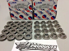 6.0 6.4 Powerstroke Diesel Ford Valve Spring Retainer Set Of 32 Melling VSR707