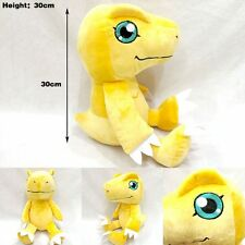 PELUCHE DIGIMON ADVENTURE PLUSH 30 CM AGUMON DOLL PILLOW GAME ANIME MANGA #1