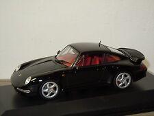 Porsche 911 993 Turbo 1995 - Minichamps 1:43 in Box *30341