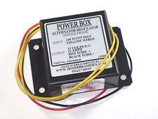 Boyer Battery eliminator powerbox Triumph Norton BSA regulator rectifier