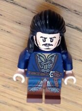 Lego Lord Of The Rings The Hobbit minifigure LOR092 Bard the Bowman chainmail