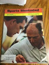 FM4-59 Sports Illustrated Magazine 4-22-1968 GOLF THE MASTERS