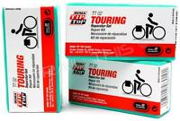 3 Pack Rema TT02 Bike Patch Touring Repair Kits Flat/Puncture/Safety/Emergency