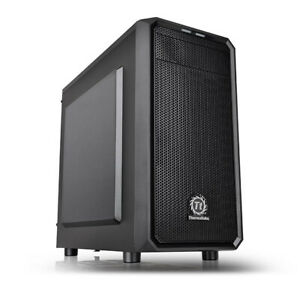 Thermaltake CA3D445S1NA00 VERSAH15 Micro Tower Case USB 30 with 450W PSU 1x 525""