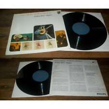 VA ‎–Arabian Music: Maqam LP Dutch Press On Unesco Serie Folk World 71'