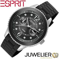 ESPRIT Multifunktion Damenuhr MARIN 68 SPEED BLACK ES105332001