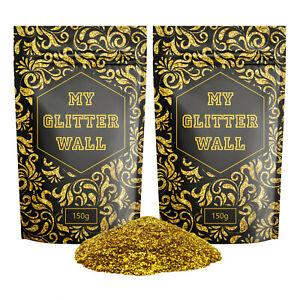 Wall Paint Glitter Additive Premium Victoria Fine Crystals Emulsion 300grams