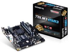 Placas base de ordenador microatx PCI Express 4 ranuras de memoria