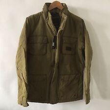 Bench Leicester Dark Mustard Jacket Winter Jacket RRP £85 Bargain £40