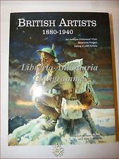 ARTE INGLESE Dizionario Biografico BRITISH ARTISTS 1880-1940 Collector's Club