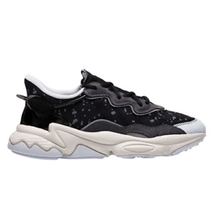 adidas Originals Ozweego Women's Core Black Lifestyle Shoes Casual Sneakers