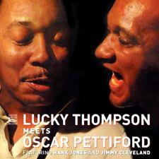 Lucky Thompson LUCKY THOMPSON MEETS OSCAR PETTIFORD (2 LPS ON 1 CD)