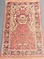 Fine Mauri Turkman Silk Rug / Carpet