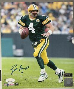 Brett Favre Autographed Signed 8x10 Photo Packers Auto JSA Radtke