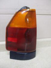 2002-2009 GMC ENVOY LEFT LH DRIVER REAR TAIL LIGHT STOP BRAKE LAMP W/ BLUE TRIM