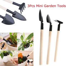 Mini Gardening Tool Set Shovel Rake Hand Trowel Home Tools Garden Plants Gift UK