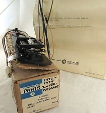 1972 1973 1974 Dodge Plymouth NOS MOPAR Map & Courtesy Light Lamp Assembly