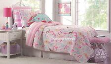 3-pc � Mermaid Princess w/ Doll & Mermaid Kisses Pillow � Twin Quilt Pink