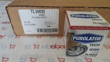 12 Engine Oil Filters Purolator TL14612 V4612