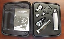 ADC Proscope Diagnostic Set Otoscope Ophthalmoscope Hard Case # 5210 NEW in box