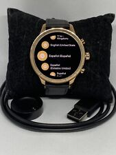 Michael Kors Gen 4 Genuine Smart Watch fully working MKT5048 LT102