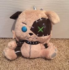 "5"" Monster High Dog WATZIT Plush Pet Puppy of Frankie Stein Zombie"
