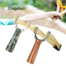 Slingshot Outdoor Hunting Catapult Sling Shot Games Tool For Outdoor Shooting