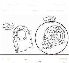 NEW B5554-JL00A FITS FOR NISSAN INFINITI CLOCK SPRING +2 WIRES B5554JL00A