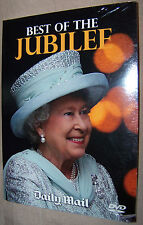Best Of The Jubilee (DVD) - Daily Mail - Queen's Jubilee BRAND NEW SEALED BBC