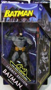 DC Legacy Edition Batman Modern Age Mattel DC Universe Classics + Comic Poster