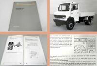 Mercedes Benz T2 Transporter Bm. 670 Neuerungen 1990 Schulungshandbuch