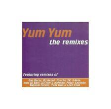 Yum Yum - Yum Yum the Remixes - Yum Yum CD 7UVG The Cheap Fast Free Post The