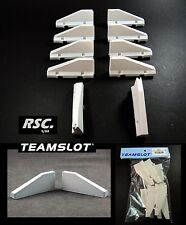 TEAM SLOT 1:32 PAINTED JERSEY END WALL 5 PAIRS - 63020 TRACK SCENE DIORAMA