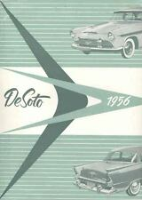 1956 DeSoto Diplomat Custom Brochure Export Dutch  wg5042-RSWJ41