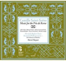 Music For The Prix De Rome - 2 DISC SET - C. Saint-Sean (2011, CD NEUF) Fuchs/DE