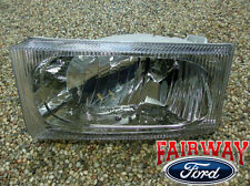 02 thru 07 Super Duty F250 F350 OEM Genuine Ford RIGHT Passenger Head Lamp Light